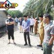 2 Anggota DPRD Labura , Langsung Turun Melihat Kondisi Warga Terkena Musibah Banjir