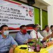 KPUD Labura Tetapkan 5 Paslon Untuk Pilkada 2020