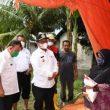 Pjs. Bupati Sergai Tinjau dan Salurkan Bantuan Warga Terdampak Bencana Banjir