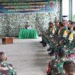 Batalyon 126/KC Laksanakan Latihan Geladi Posko II TA. 2020