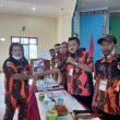 """Syahmadi Malau ,""""Terpilih sebagai Ketua MPC Pemuda Pancasila Kab- Rohul Secara Aklamasi  Pada  MUSCABLUB  2020"""