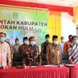 "Wagubri Kukuhkan TPAKD se Riau, ""Pjs Bupati Dorong TPAKD Rohul tingkatkan Pengembangan Akses Ekonomi UMKM"