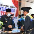 """Bupati H. Sukiman Komit Wujudkan SDM Cerdas dan Berkualitas """" Dukung Program Pendidikan STAI Tuanku Tambusai"""