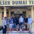 Polres Dumai Berhasil Amankan Dua Tahanan Yang Kabur Dari Polsek Dumai Timur Di Kabupaten Labuhan Batu – Sumut