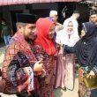 Wabup Labura H.Samsul Tanjung Kunjungi Kampung Halaman Di Marsonja – Labusel  , Wabup Dan Istri Di Upah- Upah