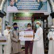 Safari Ramadhan Perdana, Wako Dumai Kunjungi Masjid Al Barkah