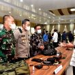 Gubernur Edy Rahmayadi Minta KPU, Bawaslu, Polri Dan TNI Tegas Dalam Penyelenggaraan PSU