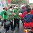 DPC PPP Sergai Gelar Bukber Dan Bagi Takjil Kepada Pengguna Jalan