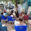 Sat Lantas Polres Serdang Bedagai Adakan Perpustakaan Keliling , Bantu Para Pelajar Ditengah Pandemi