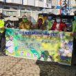 Sat Lantas Polres Sergai Bagikan Masker, Takjil Dan Imbau Patuhi Prokes Giat Ops Keselamatan Toba