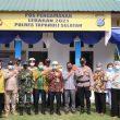 Evaluasi Persiapan PAM Di Kabupaten Padang Lawas Utara Jelang Idul Fitri 1442 H