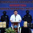 Buktikan Komitmen , BNN Musnahkan Lebih Dari Setengah Ton Barang Bukti Narkotika