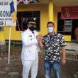 BAPERA Kecamatan Halongonan Hadiri Upacara Dirgahayu Kemerdekaan RI Ke-76