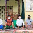 Mengawali Program Bung Desa Tahap II, Bupati Sholat Subuh Berjamaah di Desa Teluk Pulai Luar