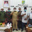 Bupati Sergai Siap Bantu Penyelesaian Lahan Kelompok 80 TIR