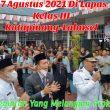 Labusel Punya Cerita , Dirgahayu Kemerdekaan RI Ke-76 Ditengah Virus Covid-19 , Ketua LSM GANTARA Sumut Angkat Bicara !