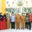 Bupati Dan Wabup Labura Kunjungi Majdah Al Fayyadh Islamic School