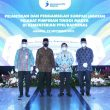 Bupati Rohul H. Sukiman Ucapkan Selamat kepada Erwin Dimas Dilantik Sebagai Staf Ahli PPN/Bappenas RI