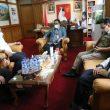 Bupati Dan Wakil Labura Bertemu Ditjen Otda di Jakarta